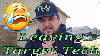Leaving Target Tech Maybe Working For T-Mobile ATT Verizon Sprint Bilingual Corporate Postion :)
