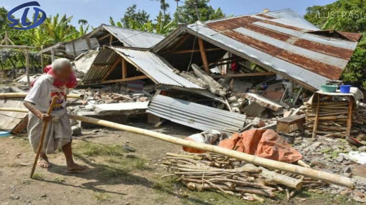Guncanganya Kuat! Sanana Maluku Utara di Guncang Gempa 4,6 kedalaman 10KM