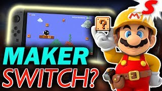 Is it Still Possible for Super Mario Maker To Come to Nintendo Switch?