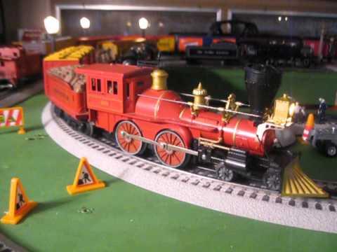 """Lionel Union Pacific """"Great Train Robbery"""" Train Set."""