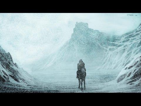 Nature Sounds - Звуки природы Завывающая Вьюга Метель Буран Ветер со Снегом Heavy Snowstorm