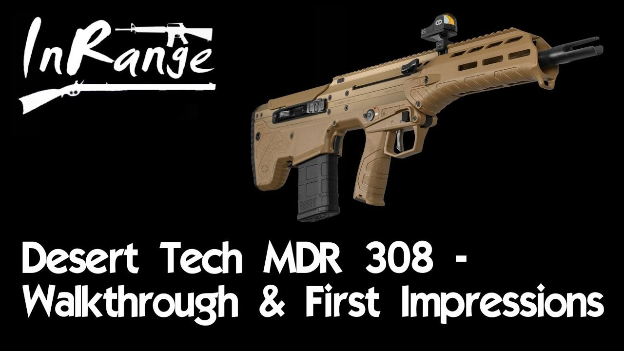 Desert Tech Mdr Opinions Sniper S Hide Forum