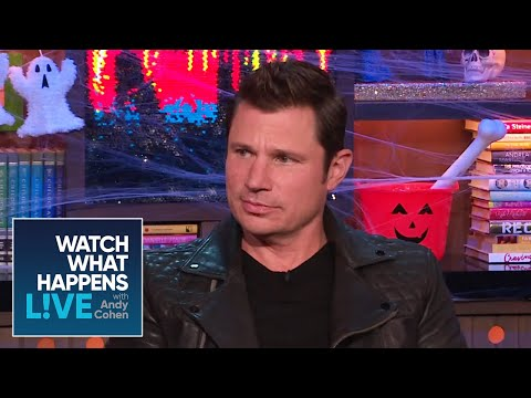 Is Nick Lachey Bothered By His 'Newlyweds' Fame? | WWHL