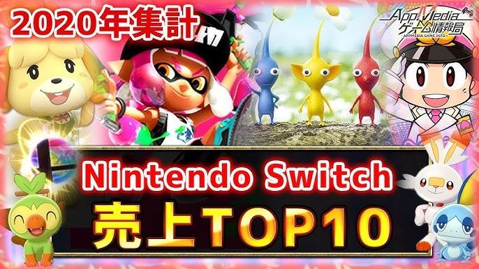 ランキング switch ゲーム 【2021年最新版】ニンテンドースイッチのおすすめ人気ゲームソフト80選。新作から名作までご紹介