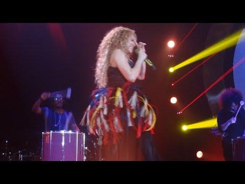 Shakira  La La La World Cup El Dorado World Tour  in Luxembourg   Rockhal HD
