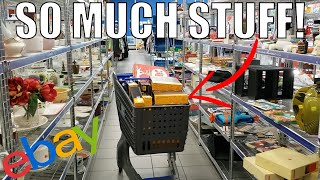 I Filled 2 Shopping Carts Thrifting Goodwill! What Did I Find to Sell on Ebay and Amazon FBA?