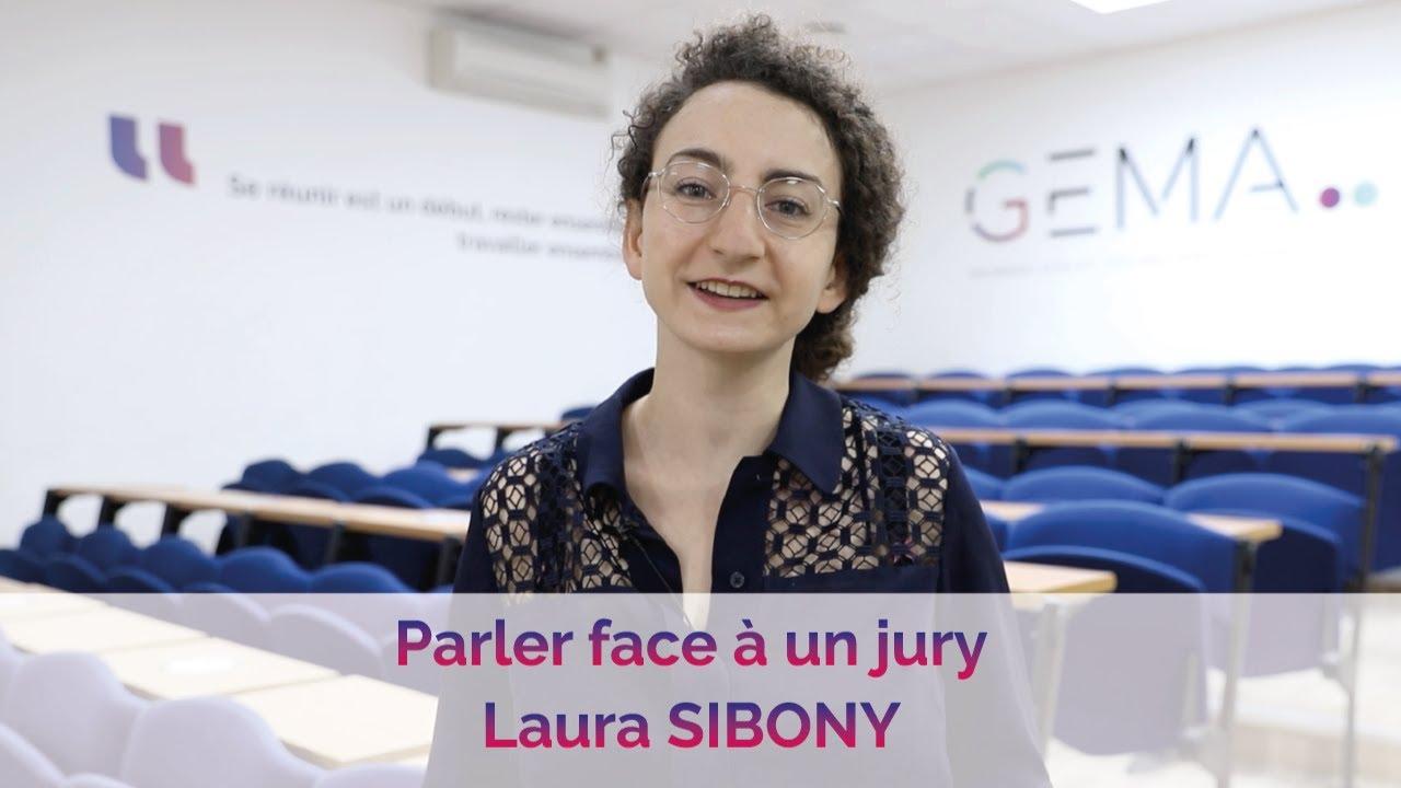 #MOOC - Parler face à un jury - Laura Sibony
