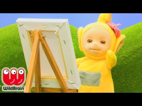 Thumbnail: Teletubbies Full Animated Episode 🎨 La La Painting Art 🎨 Teletubbies Stop Motion 🎨 Crafty Kids