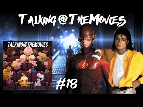Talking@TheMovies PODCAST 18: CW Does Flashpoint, JJ Abrams brings MJ to TV + more