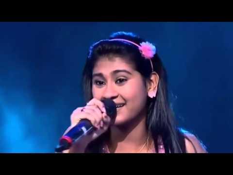Nithyashree indian Idol Junior
