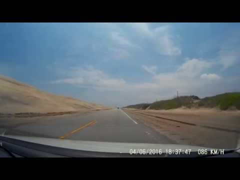 Driving the Outer Banks, North-Carolina - Nags Head to Rodanthe