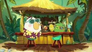 Злые птички - Энгри Бердс - Недостаток еды (S2E21) || Angry Birds Toons
