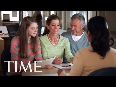 Advice On The College Admissions Process | TIME