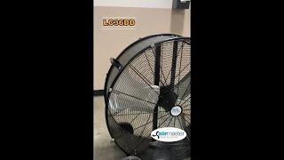 LC36DD - Airmaster fan :  Product Video