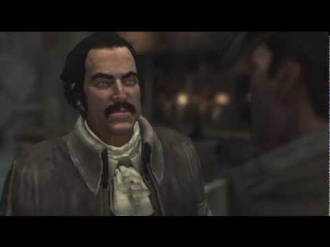 Assassin's Creed 3 - Haytham Plot Twist (Spoilers!)
