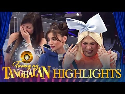 Vice turns his back on Anne | Tawag ng Tanghalan