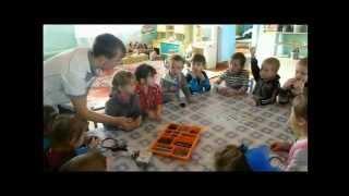 Познавательное занятие по робототехнике для дошкольников