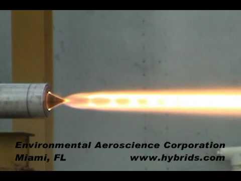 aerospike nozzle Characteristics of truncated spike and aerospike nozzles.