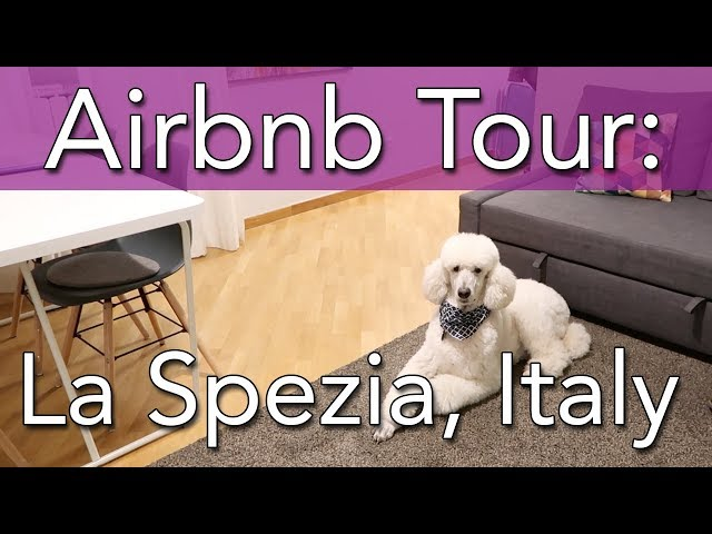 Apartment Tour | La Spezia, Italy Airbnb
