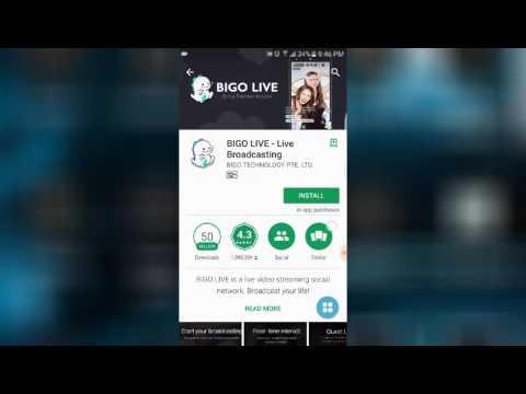 Tải Bigo Live - Ứng dụng tán gái, xem gái xinh trực tuyến