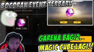 Bocoran Terbaru! Garena Kasih Magic Cube Gr4tis Lagi Coy!! Wajib Claim INI Mah Free fire Indonesia