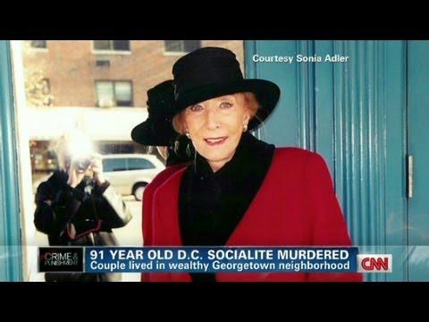 Who killed socialite Viola Drath?