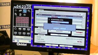 Formatting a Hard Drive on the Xvision 32 Channel DVR