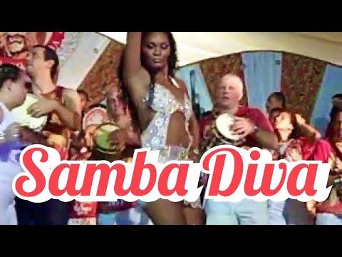 BEST SAMBA PRESENTATION IN BRAZIL ON STAGE: TOP SAMBA DANCER OF RIO, NON PASTEURIZED!!
