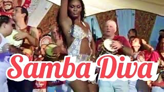 ROOTS DANCER: Old School Samba Dancing Style