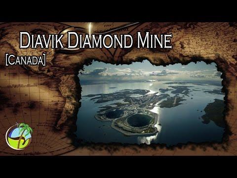 Diavik Diamond Mine, Canada