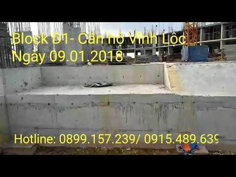 Căn hộ Vĩnh Lộc - Block D1 ngày 09.01.2018 - HIÊN (Mr) 0915489639