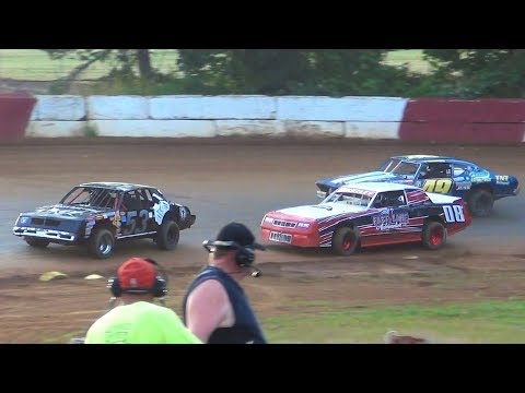 Street Stock-BMain @Iron Giant-River City Speedway 2019
