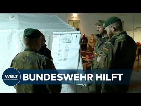 CORONA-KRISE: Bundeswehr unterstützt in immer mehr Bereichen