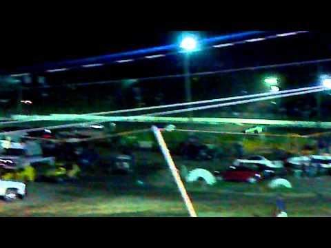 Sportsman Feature - Orange County Fair Speedway