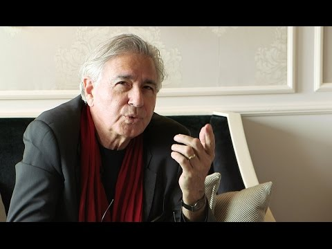 Bernard Tschumi Interview