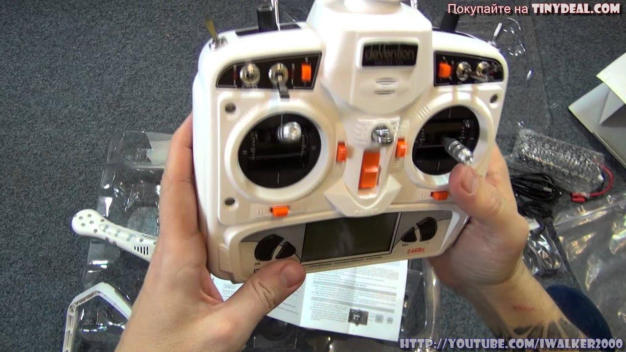 Радиоуправляемый квадрокоптер walkera qr x350 pro fpv 3 с камерой. Купить дрон с подсветкой корпуса, коптер с 2 км радиусом управления недорого.