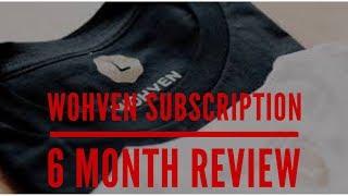 WOHVEN SUBSCRIPTION  (6 MONTH REVIEW!!) thumbnail