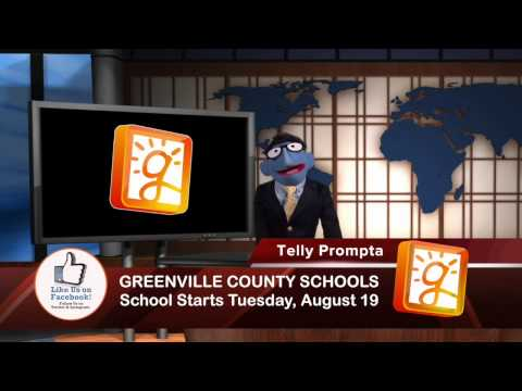 Telly Prompta: School Issued ID Badges