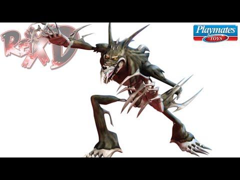 Playmates Toys Nickelodeon TMNT Teenage Mutant Ninja Turtles Rahzar Action Figure In-depth Look