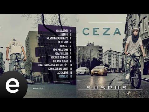 Suspus (Ceza) Albüm Tanıtım #suspus #ceza - Esen Müzik