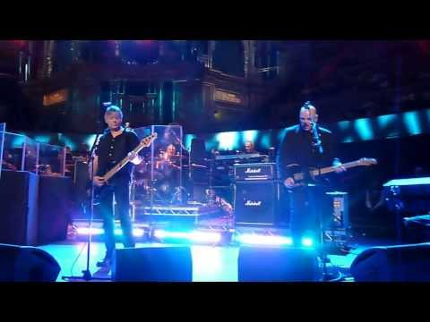 Stranglers at the Proms - Golden Brown