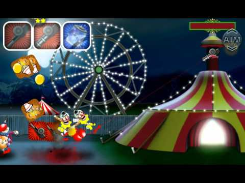 Zombie Circus For Windows Phone 7