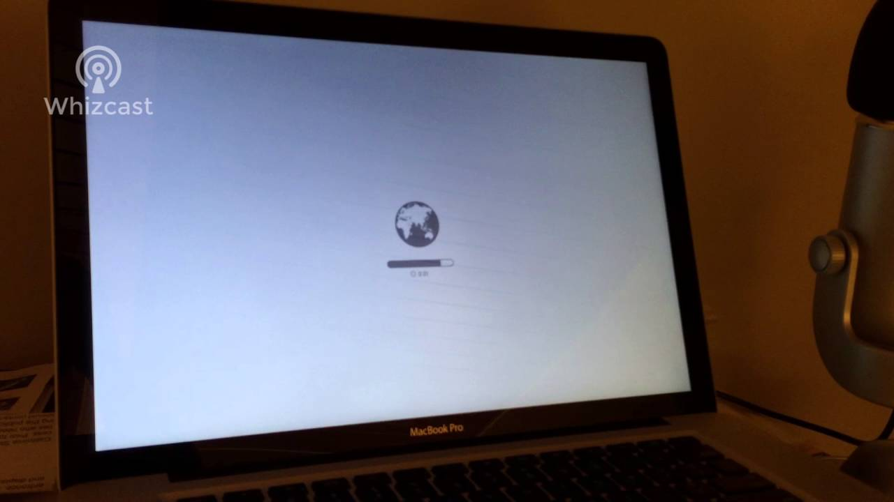 Restore From Apple Time Machine Backup Using Internet Recovery Youtube