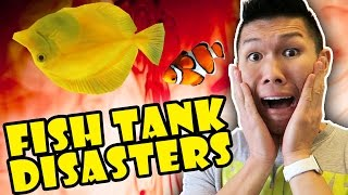 1st Year FISH DISASTERS IN $3,000 AQUARIUM ||...