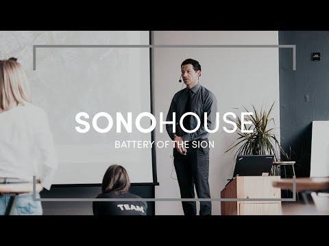 Battery Of The Sion – Sono House   Sono Motors