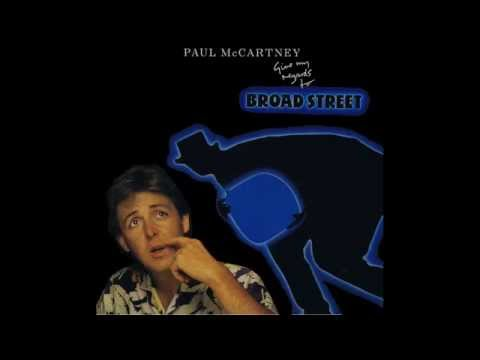 Paul McCartney-Give My Regards To Broad Street (1984) Full Album