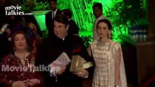 Salman Khan's Sister Arpita Khan's Wedding Reception Full Video