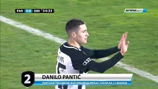 Top 5 golova SLS