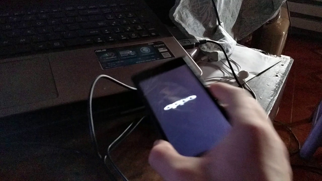 Hướng dẫn chạy phần mềm điện thoại OPPO NEO 3