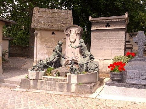 Cimetière Père Lachaise 27.06.2014